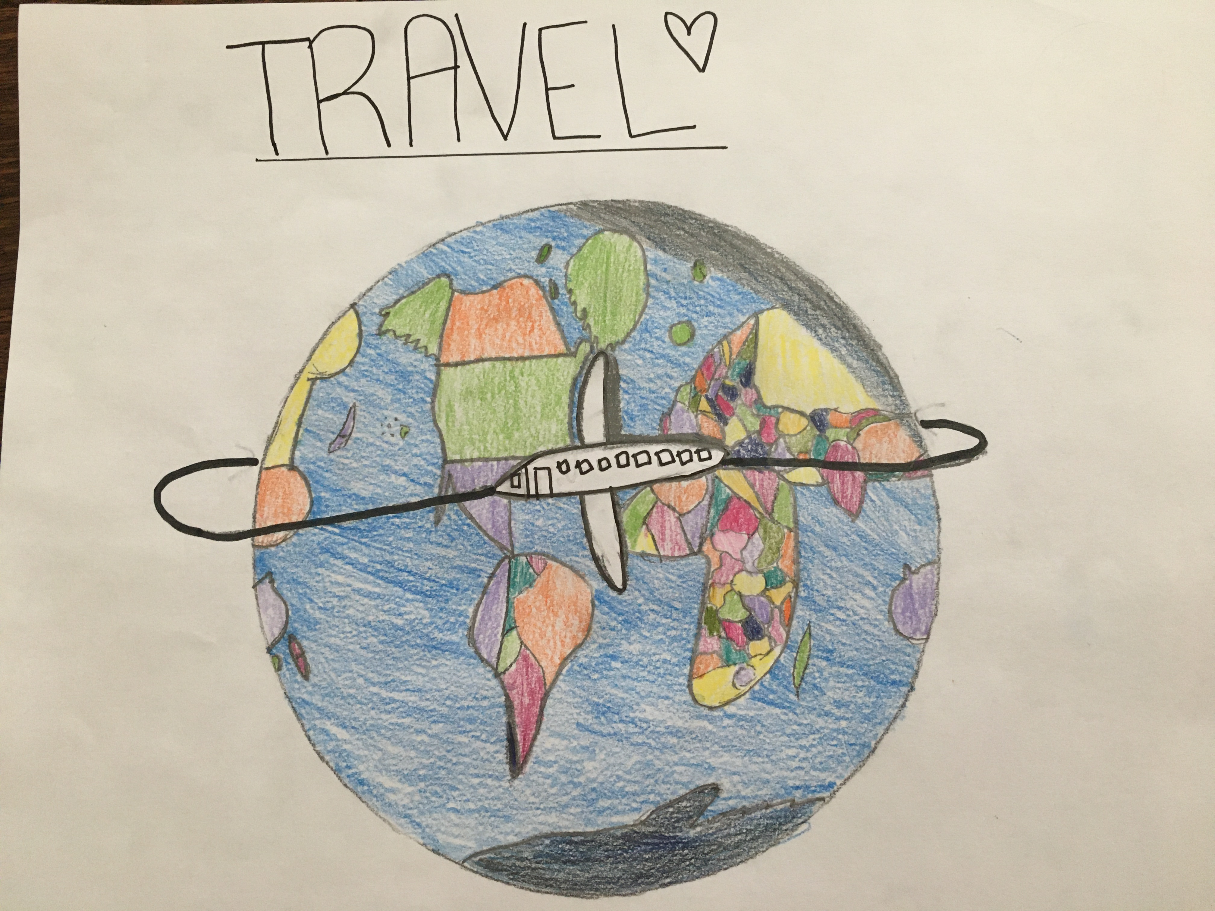 Travel by Lily Hinkle