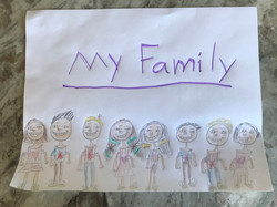 My Family by Giuliana Davis