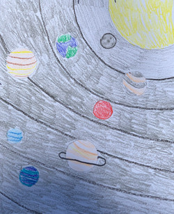 Solar System by Colette Neal