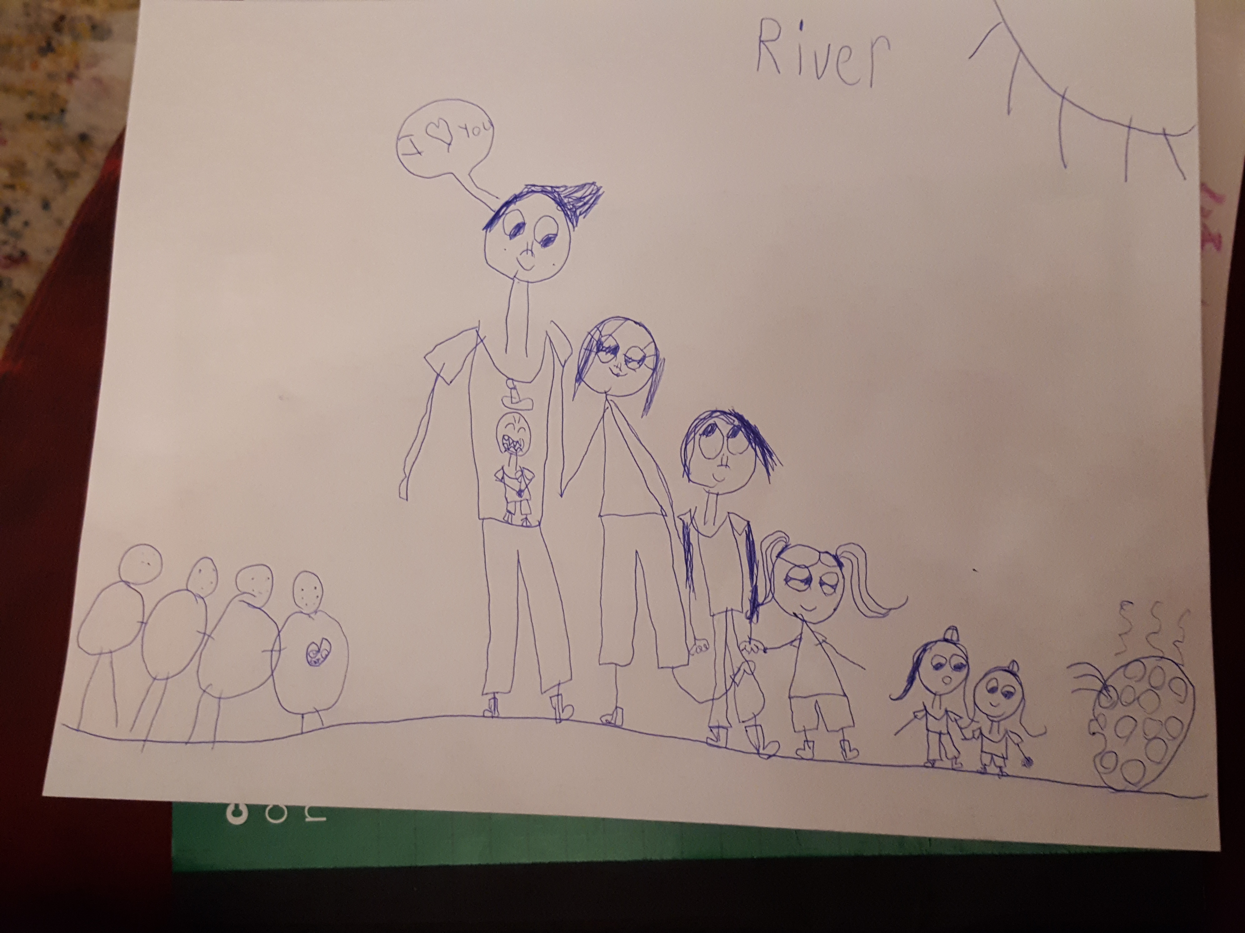 My Family by River Preston