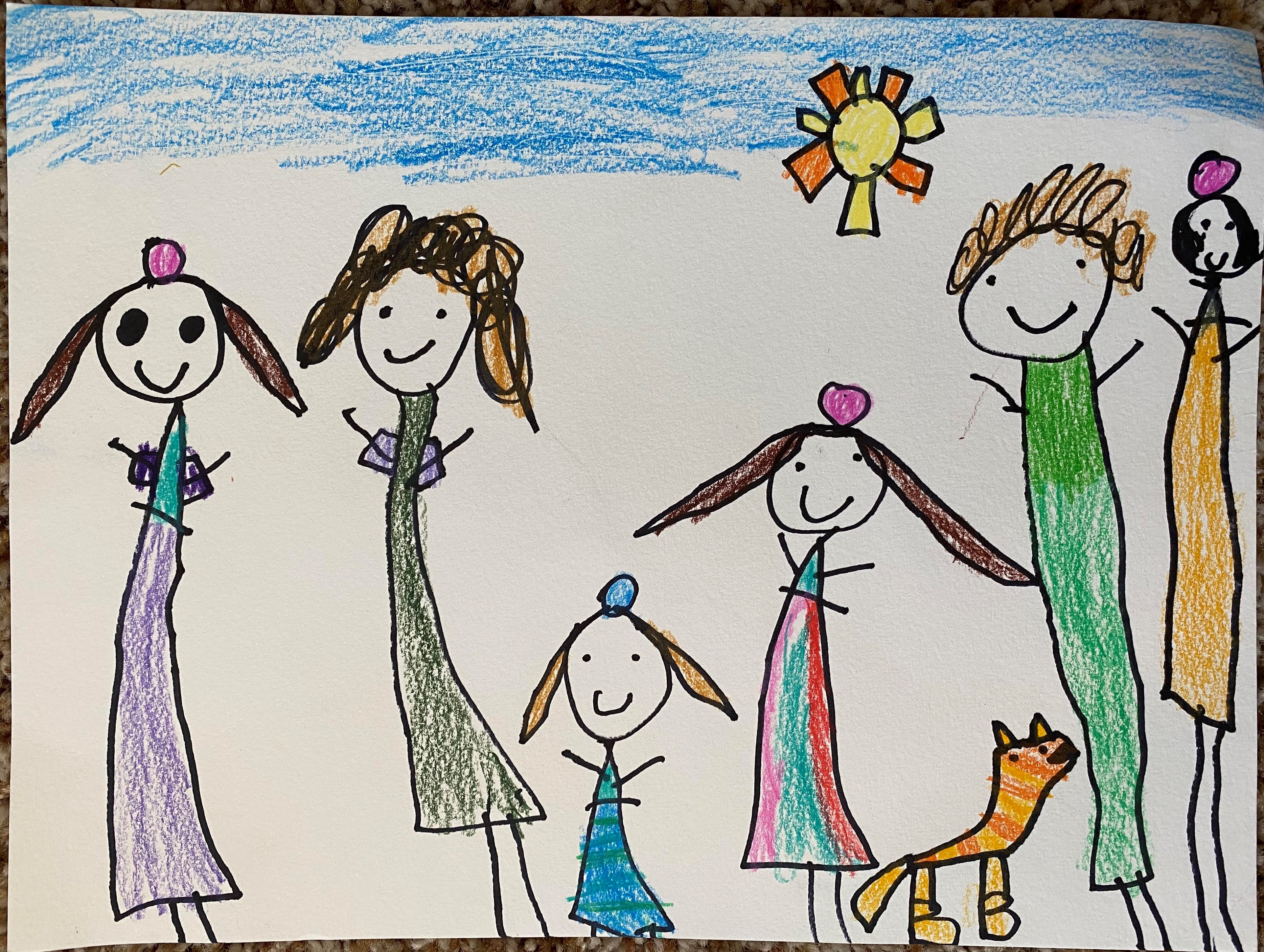 My Family 2 by Delaney Munk
