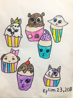 Cupcakes by Eylim Jeramillo