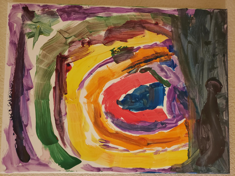 Scarlett's Rainbow by Scarlett McKenna