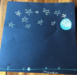 Stargazing by Eva Mobley