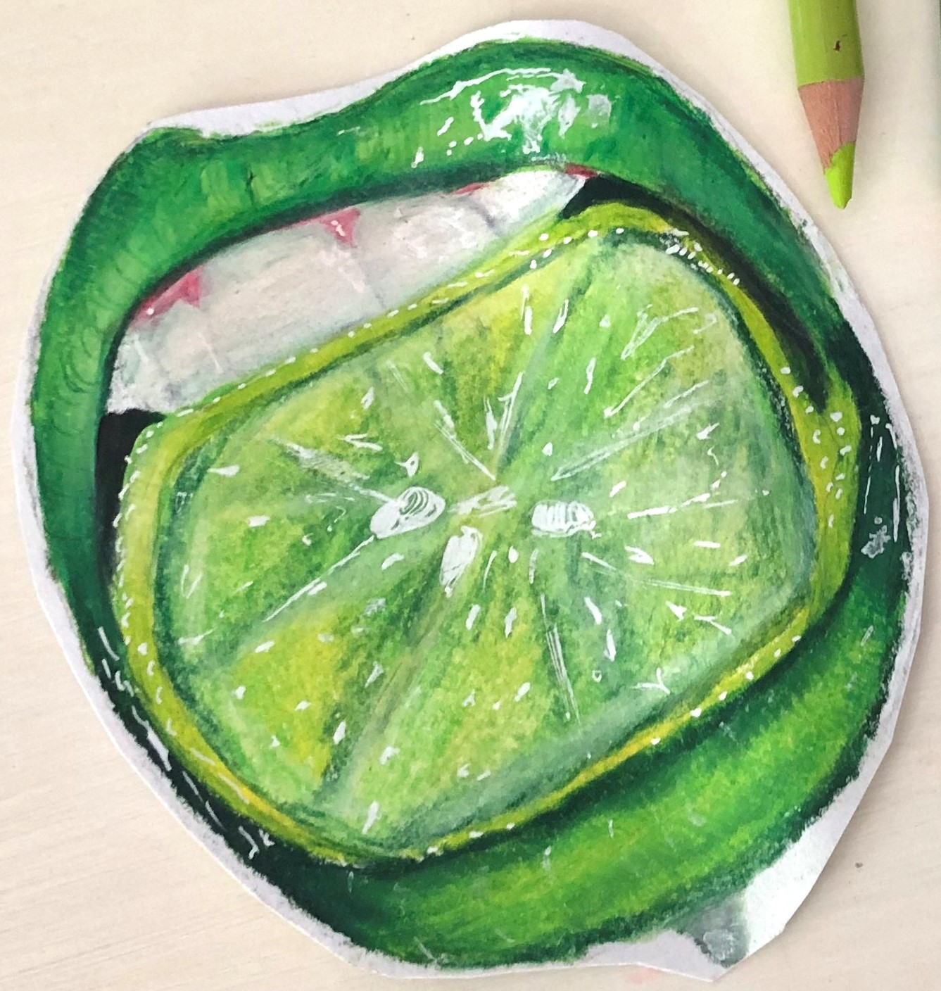 Lime by Ava Williams