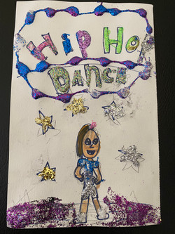 Hip Hop Makes Me Happy by Gabby Lucidi