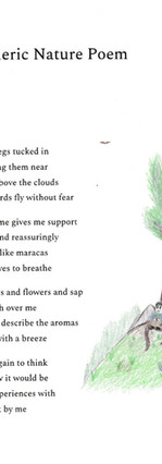 Your Generic Nature Poem by Czean Soriano