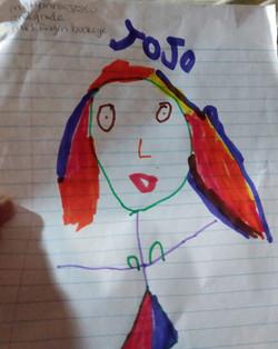 Jojo by Mistyanna Jasso