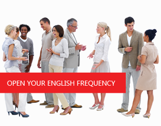 Open Your English Frequency