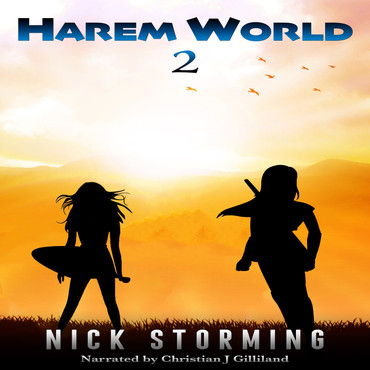 Harem World - Book Two (AUDIOBOOK)