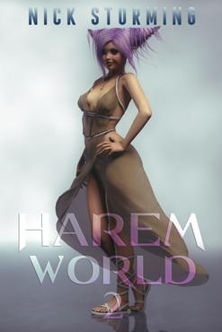 Harem World: Book Two