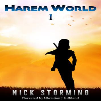 Harem World - Book One (AUDIOBOOK)