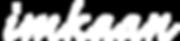Imkaan Logo - white (for b&w) (1).png