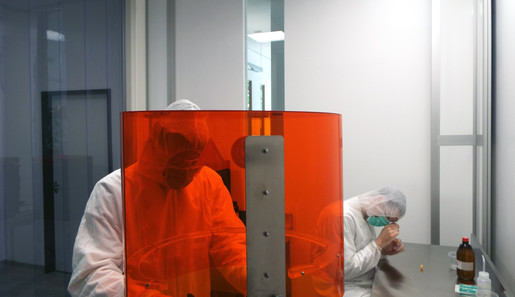 Rapid Cleanroom Manufacturing
