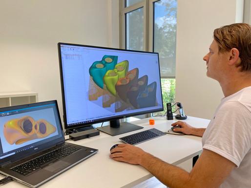 Neue Partnerschaft im Bereich 3D-Druck Software mit VoxelDance