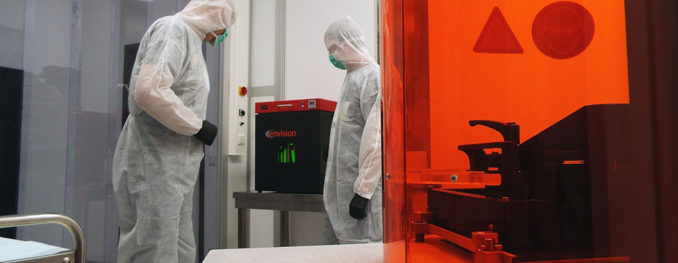 Rapid Cleanroom Manufacturing