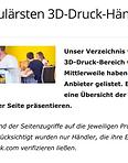 3D-Druck in Nürnberg / Industrie 4.0