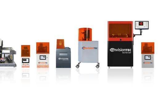 EnvisionTEC 3D-Drucker