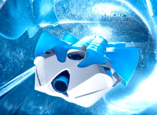 Kundenprojekt: BionicFinWave von FESTO