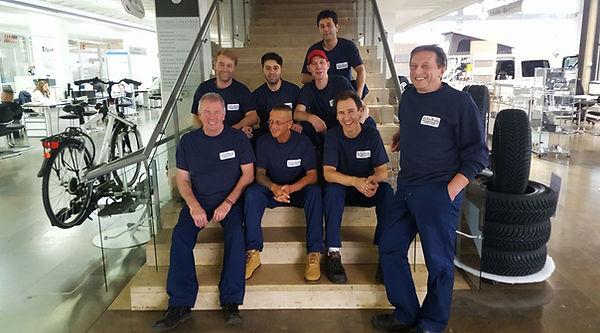 Das Team von CarCareSystem