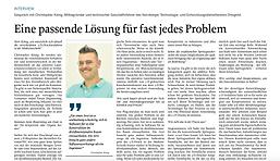 3D-Druck in der Medizintechnik | Interview mit Christopher König, Geschäftsführer bei DREIGEIST