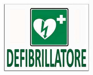 defibrillatore dae semiautomatico