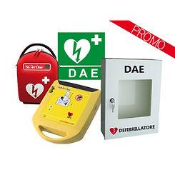dae defibrillatore semiautomatico sicilia
