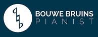 Bouwe Bruins Pianist - logo