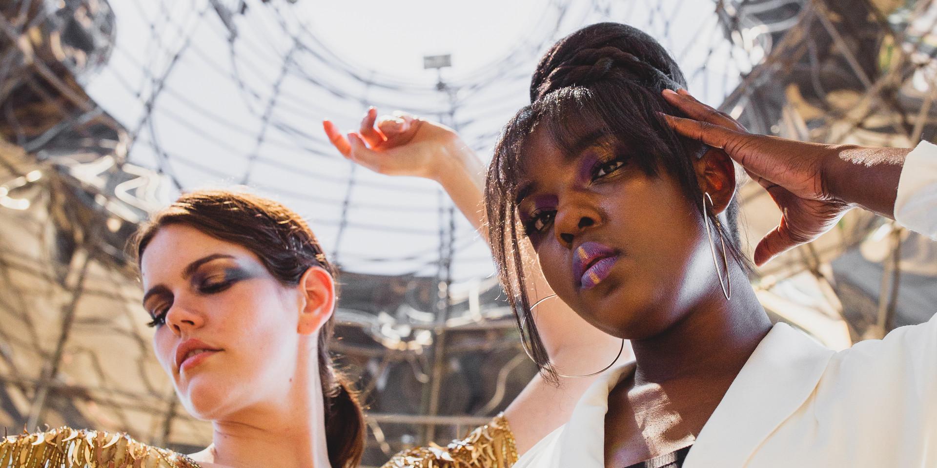 Andrea & Jasmine