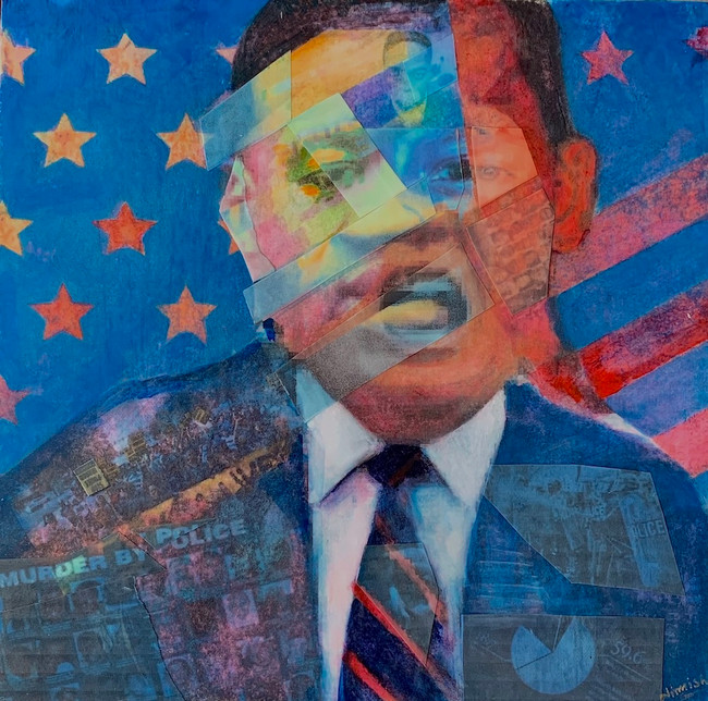 Portrait of USA 2020