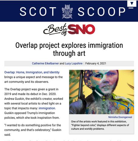 Scot Scoop Magazine: Featured Artist