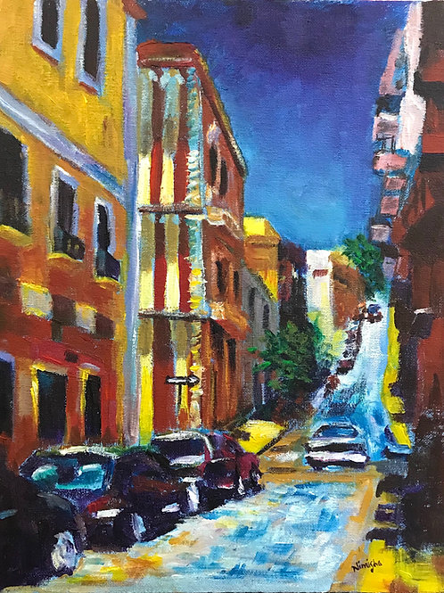 Puerto Rican Streets