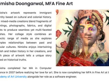 Mass News: Featured Artist