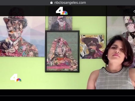 NBC California live: Featured Artist