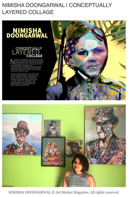 Artmarket Magazine Issue #50: Featured Artist