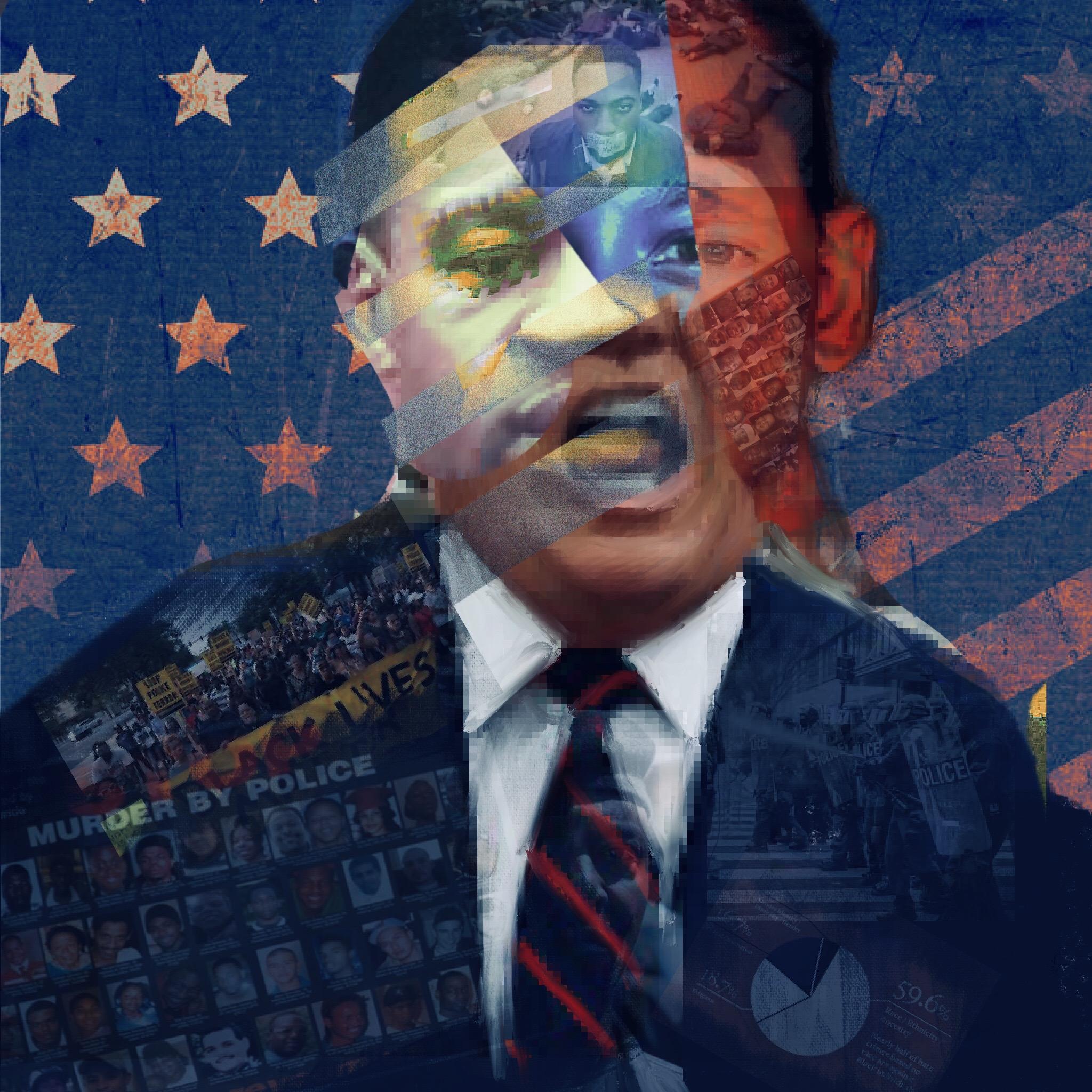 Portrait of 2020 USA