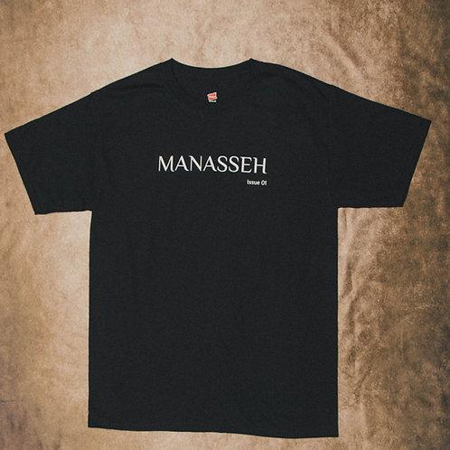 Manasseh Tee - Black