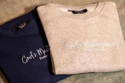 'God's Masterpiece' Sweatshirt