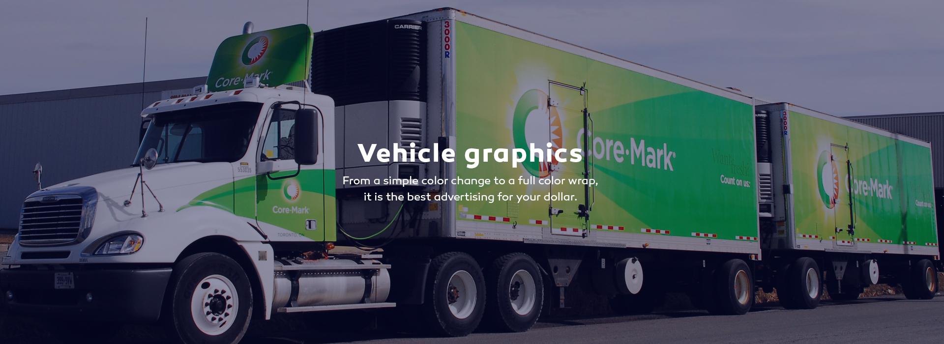 vehicle wraps, vehicle graphics