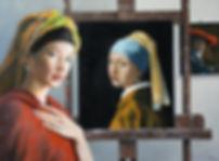 Matthias Ruf -Noch mehr Vermeer(Logobild