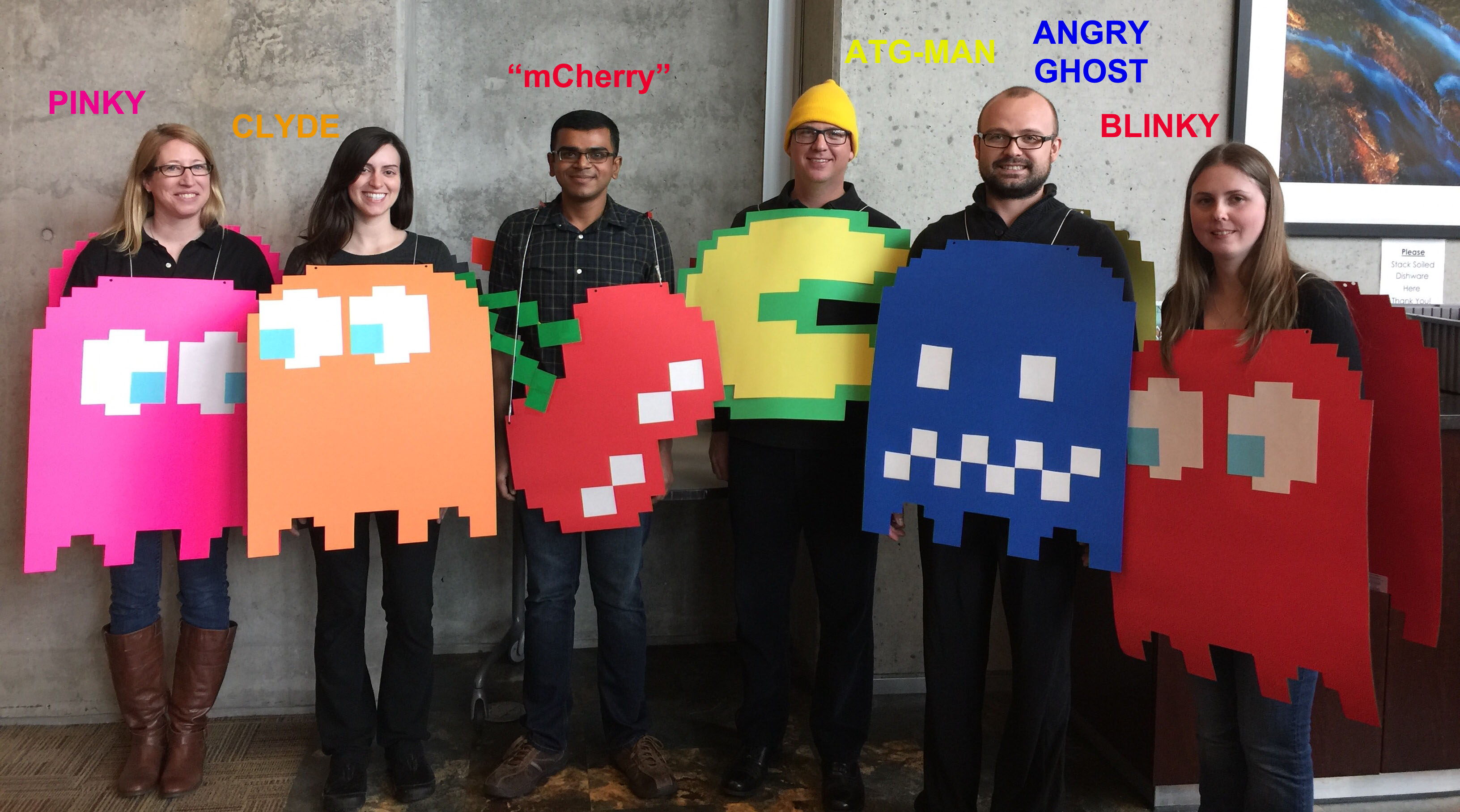 Lab Halloween 2015 - Autophagy-man and Ghosts.jpg