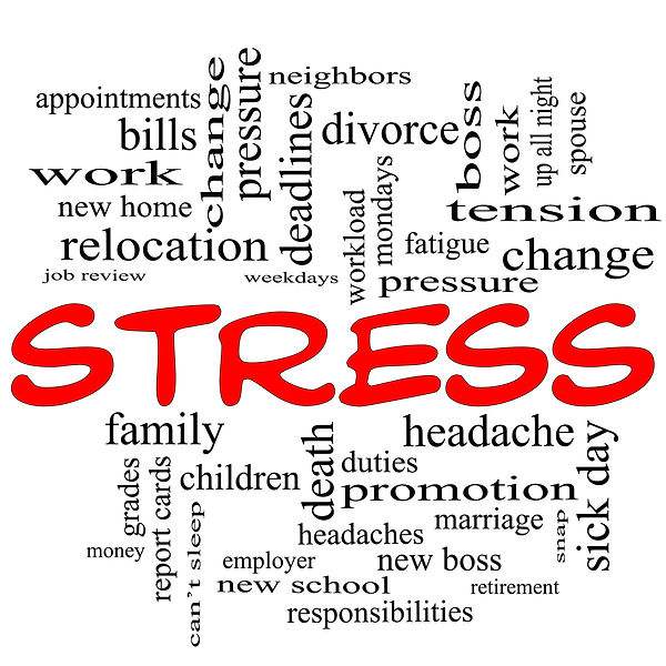 Стресс и его причины