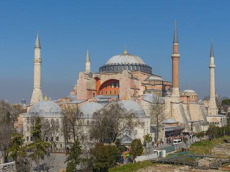 Akustyka w Hagia Sophia
