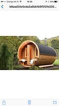 tak będzie wyglądać sauna