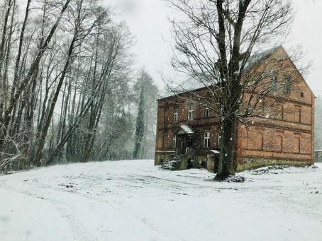 Święta wielkanocne w Uroczysku Gryżyna.