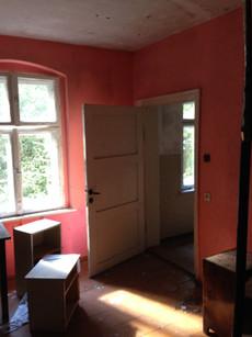 Tak wyglądał pokój na 1 piętrze, dziś pokój nr 4.