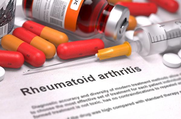 Ревматоидный артрит. Аутоиммуные заболевания