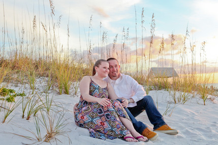 Engagement Photography St Pete Beach