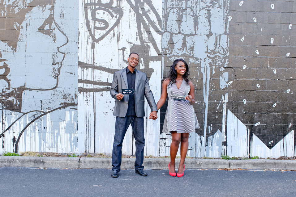 Urban Engagement Photo Session