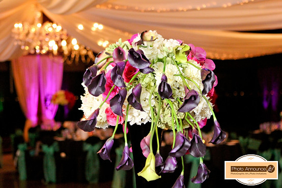 Centerpiece ideas tampa wedding photographer